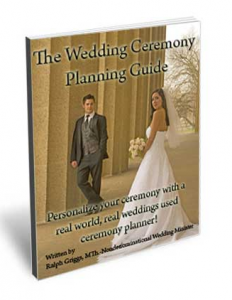 Ceremony Planning Guide